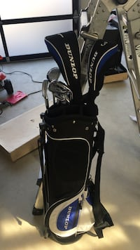 black and gray golf bag Surrey, V3S 2L7