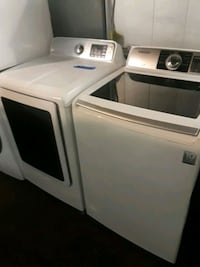 Samsung top load washer and dryer set working perf Laurel, 20707