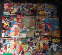 assorted DC comic book collection Glen Burnie, 21060