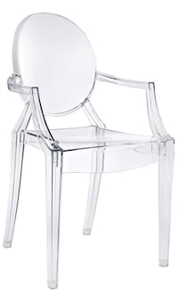 Acrylic chair  Chicago, 60601