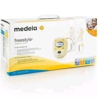Medela Freestyle Double Electric Breastpump Mississauga, L4T 2W5