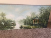 Nice oil hand painting almost new Brandon, 33510
