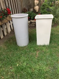 Heavy duty plastic bins $10 each  Mississauga