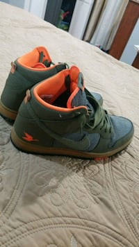 Nike High Tops Size 10 Leominster