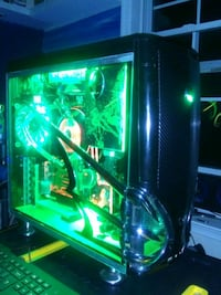 Custom water cooled gaming pc Hagerstown, 21740