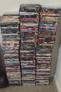 Unopened/Used/Bulk Movies