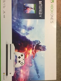 Xbox One S BattleField V Deluxe Edition Dumfries, 22172