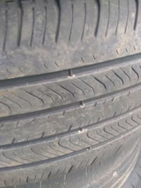 Michelin tires size 235 65 - 17 fits most minivans