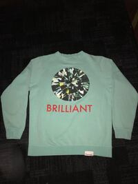 DIAMOND SUPPLY CO. SWEATER SIZE M BUT TAGGED AS LARGE London