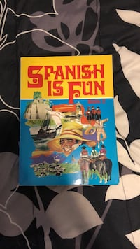 spanish workbook for 2nd level Fairfax, 22032