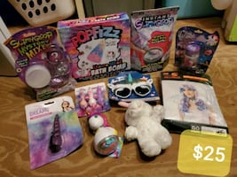 New unicorn toy  bundle