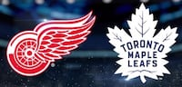Leafs vs Red Wings Tickets Toronto, M3M 2V5