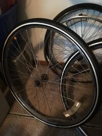 27 inch road bicycle wheels