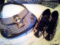 Coach purse and shoes  Anchorage, 99577
