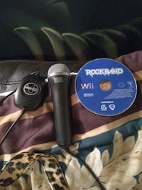Wii microphone for Rock band and rock band game El Monte, 91732