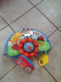 Baby play steering wheel Moncton, E1A 4P1