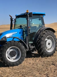Landini powerfarm 2015 traktör ve ekipmanları (2015 model)