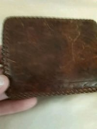 black and brown leather wallet Oklahoma City, 73159