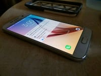 Samsung s6 with new screen . Mint. Trades Palm Desert, 92260