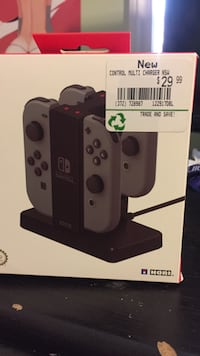 Nintendo switch joy con charge stand