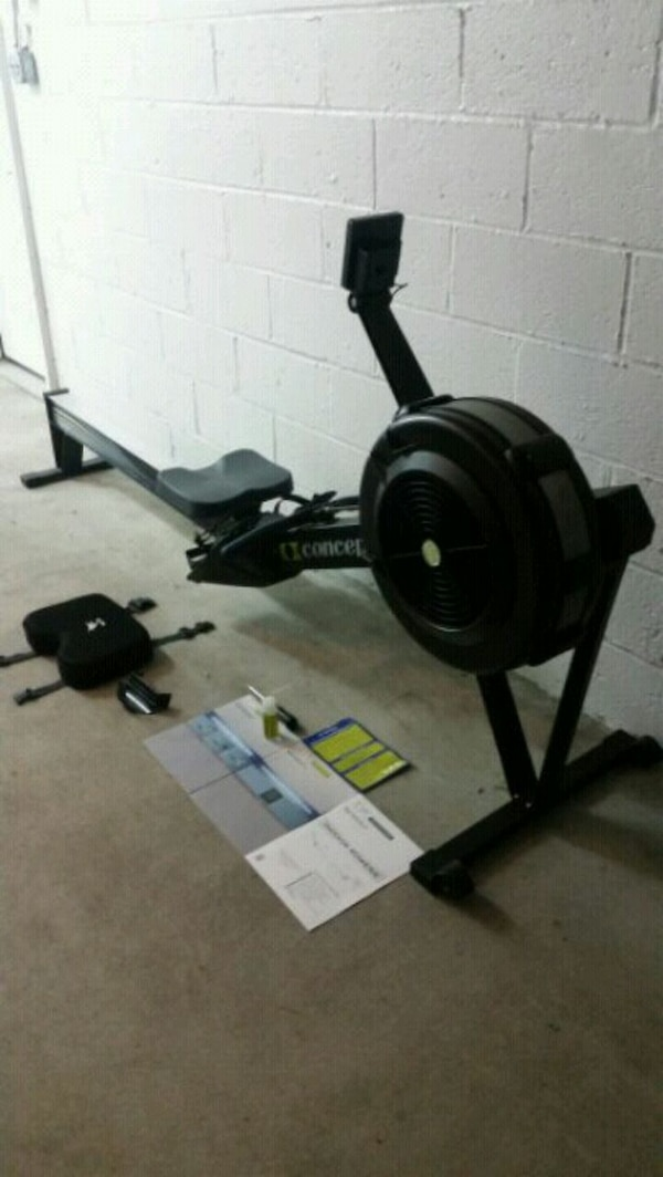 Used Concept 2 Rower >> Concept 2 Rower D Model Pm5 Accessories Like New