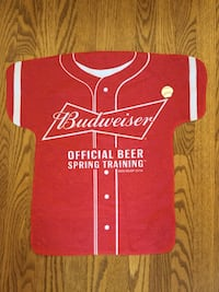 NEW Collectible Bud Towel