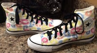 All Star Converse multicoloured high cut shoes ( pls slide to see other photo ) Calgary, T2J