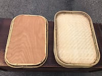 Serving trays x 8 , T6S 1G3