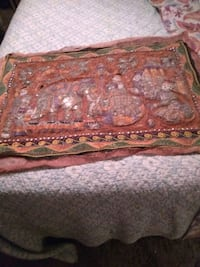 brown and red floral tapestry Jacksonville, 32244
