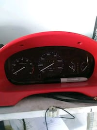 96 to 2000 Honda Civic odometer cluster Oakwood, 30566