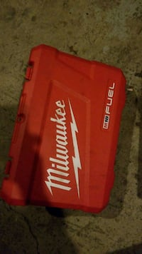 red and white Milwaukee tool box Pickering, L1V 6C3