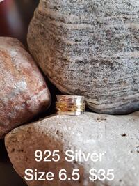 Handmade 925 Sterling Silver Spinners! Burlington, L7L 7J4