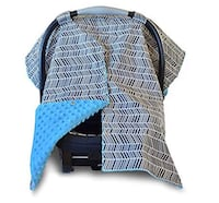Car seat cover baby carrier sleeper Silver Spring, 20906