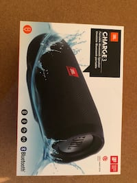 Brand new JBL charge 3