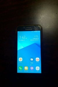black Samsung Galaxy android smartphone Fairfax, 22033