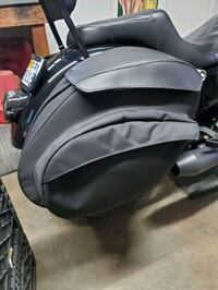 Saddle bags Norco, 92860