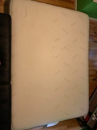 Comforpedic Queen Mattress Foam/Firm