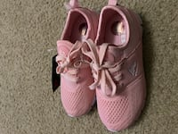 RBX girls size 13-1/2 pink tennis shoes
