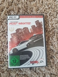 Need for Speed Most Wanted PC DVD Spiel Falle Minden, 32427