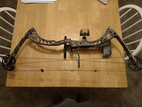 AR 34 compound bow Lancaster, 43130