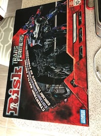 Risk Transformers Edition new never used  Courtice, L1E 0H5