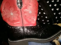 Justin gypsy womens size 10B boots obo Cleburne, 76031