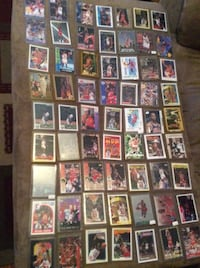 Large Micheal Jordan card collection. Ask for more details  Des Moines, 50313