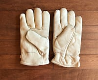 Brand new working leather gloves  Calgary, T3H 5X4