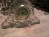 Crystal clock Green, 44685
