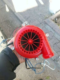 Turbo center blow Ptt, 01240