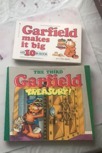 Collectible Garfield Books