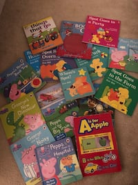 Peppa pig and spot books The Ponds, 2769