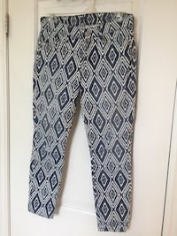 7 For All Mankind - Cropped skinny jean size 25 Vaughan, L4L