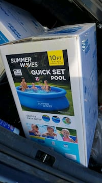 Intex 10ft pool